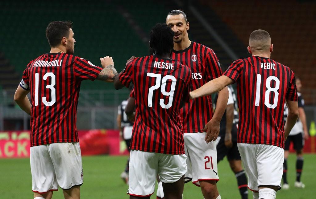 Tiga Pemain AC Milan Berhasil Lumpuhkan Juventus