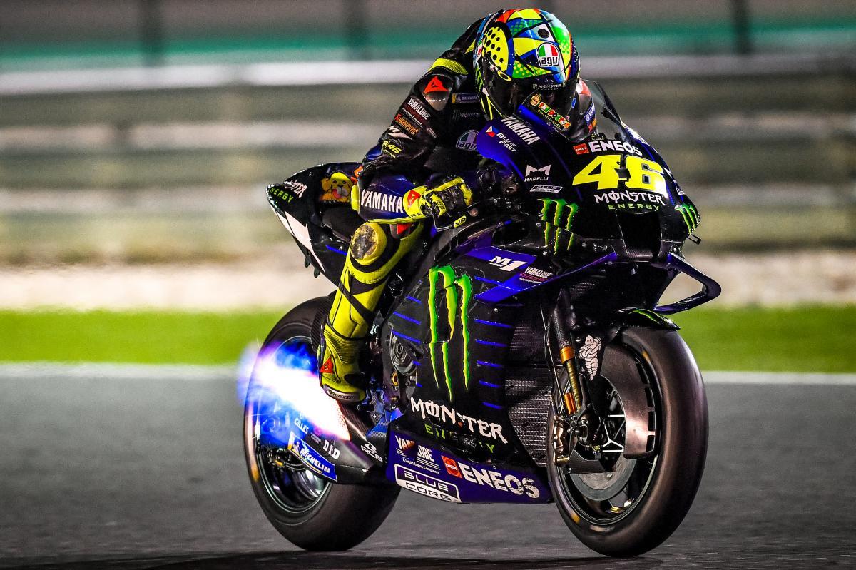 Valentino Rossi Akan Turuti Petronas Yamaha SRT