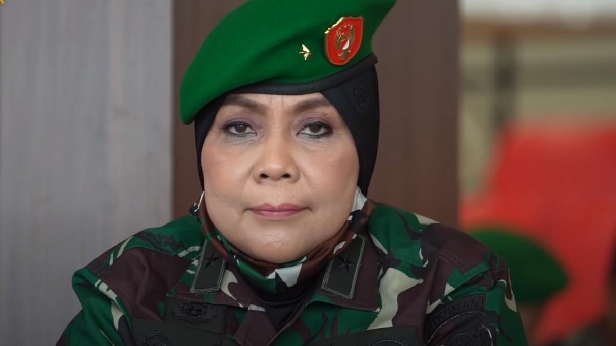 Brigadir Jenderal Tetty Melina