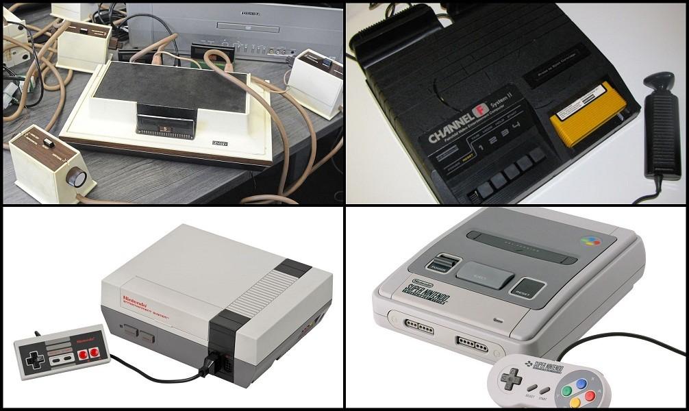 8 transformasi konsol game dari masa ke masa