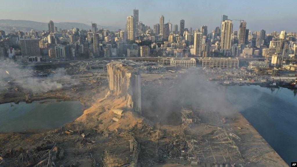 Pemerintah Lebanon Umumkan Keadaan Darurat Di Beirut