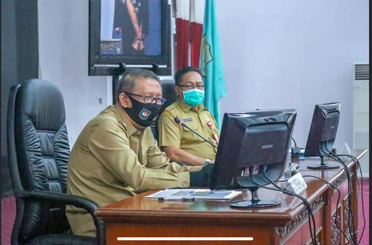 Gubernur Minta Seluruh OPD Pemprov Kalbar Untuk Bekerja Dengan Data
