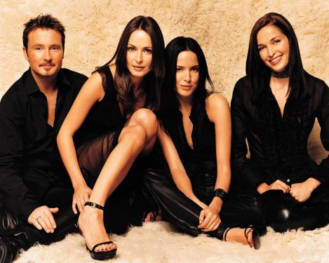 Lirik Lagu The Corrs – One Night