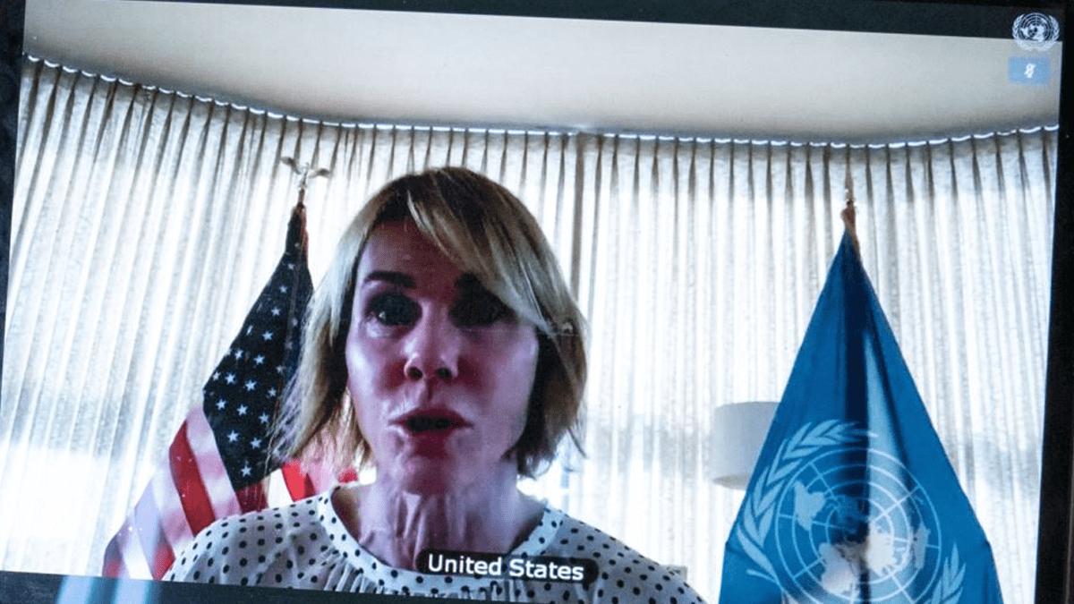 AS Kecam WHO di Dewan Keamanan PBB
