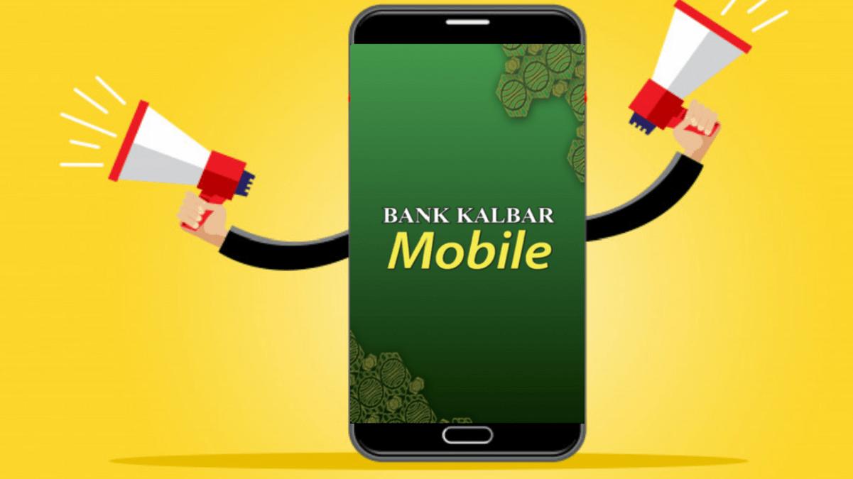 Pilihan Solusi Masa Kini Melalui Mobile Banking Bank Kalbar
