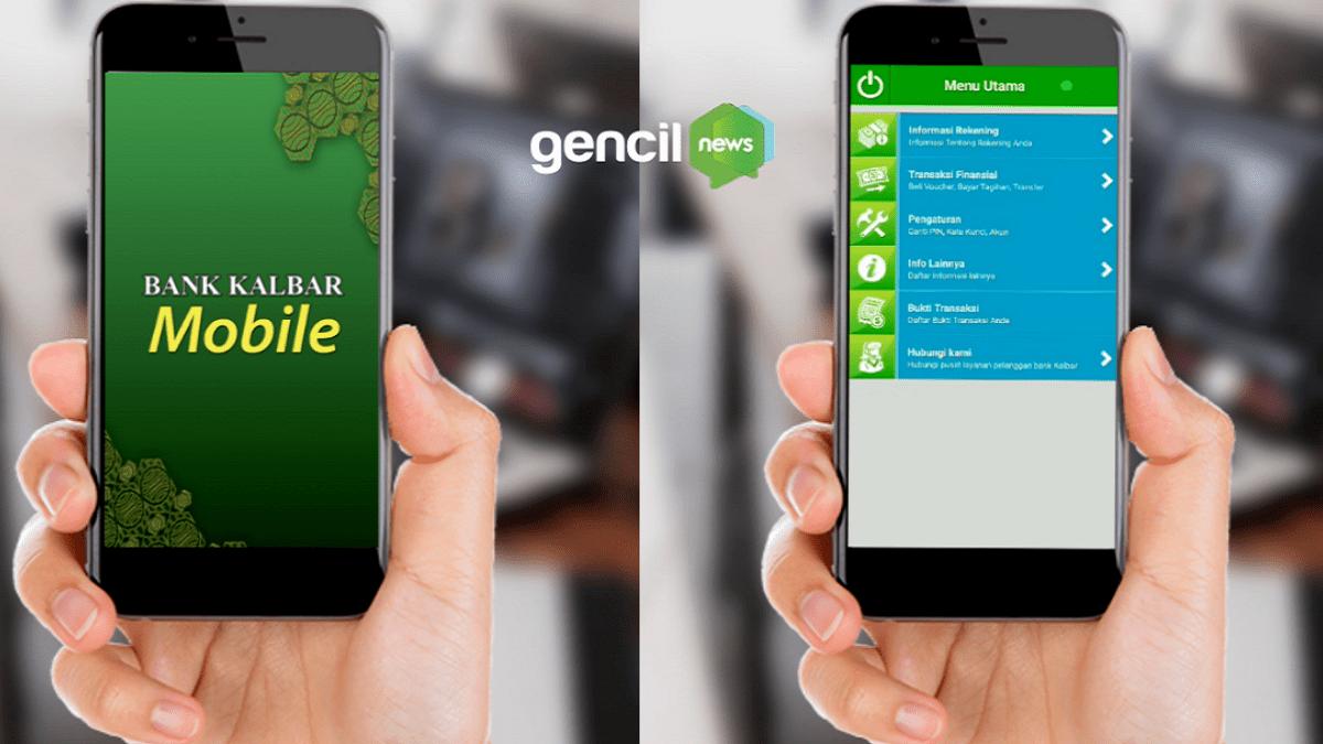 Dominasi Pembayaran dan Transaksi Melalui Mobile Banking Bank Kalbar
