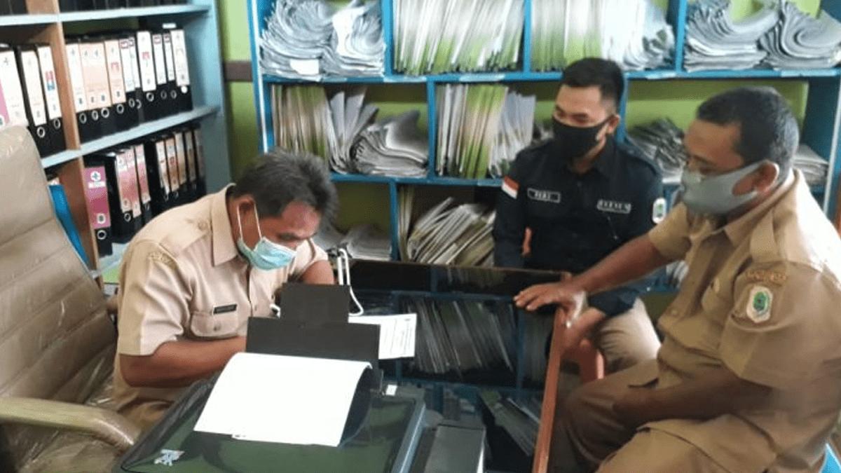 BKPSDM Kabupaten Kapuas Sosialiasikan Pembinaan Disiplin ke ASN