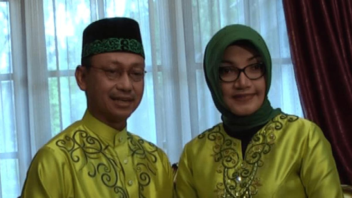 Edi Kamtono Bagikan Kabar Hasil Swab Istrinya Negatif