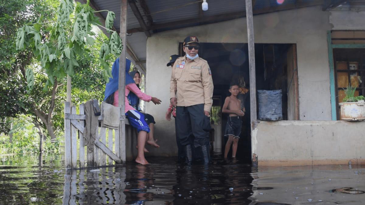 Korban Banjir Pulau Maya Terima Bantuan