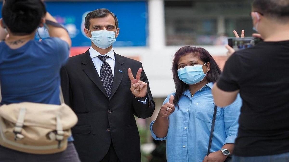 Parti Liyani Ajukan Banding di Pengadilan Tinggi Singapura