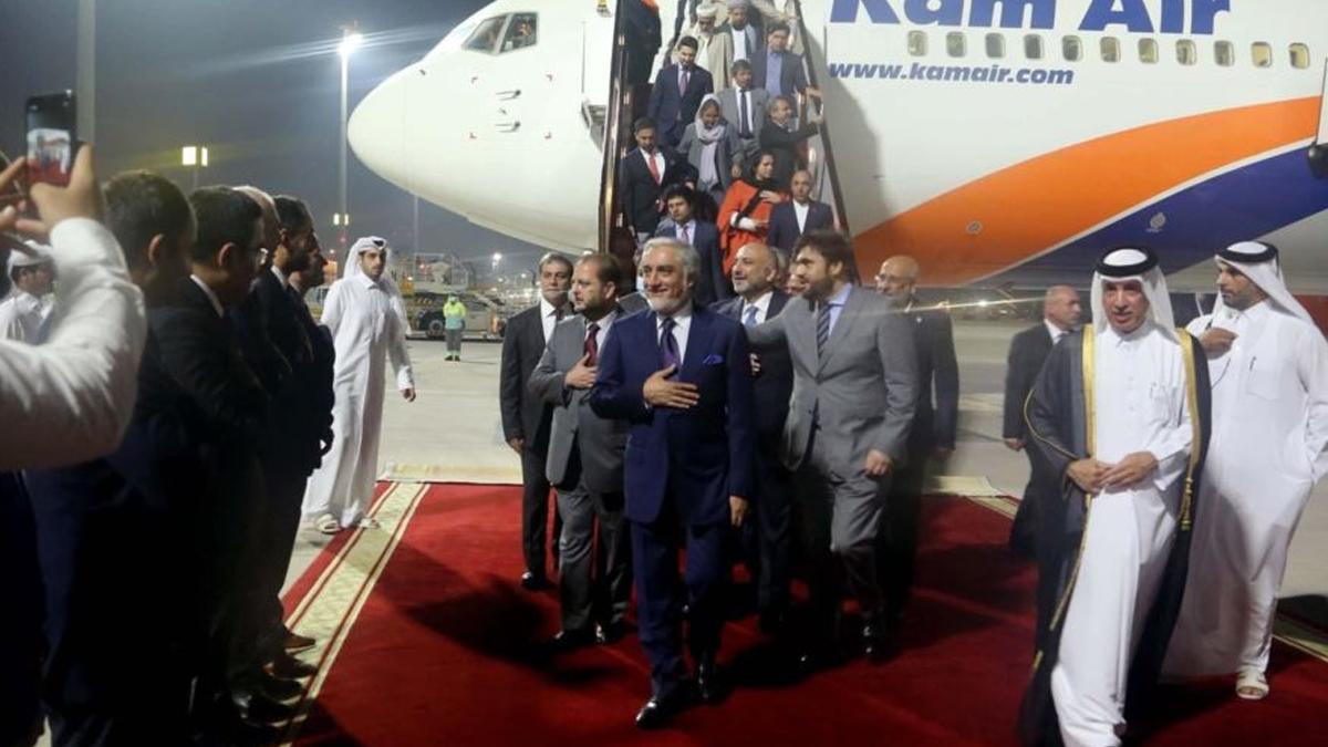 Perundingan Perdamaian Bersejarah Afghanistan Berlangsung di Qatar