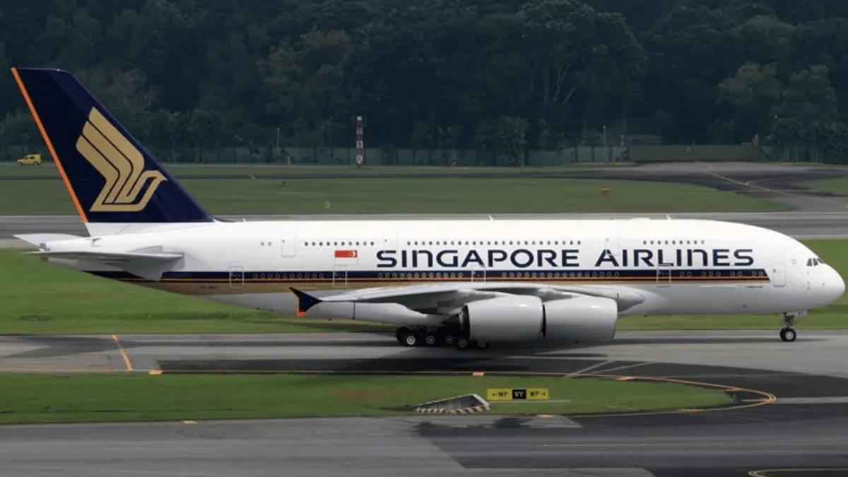 Singapore Airlines Sulap Pesawat A380 Menjadi Restoran Mewah