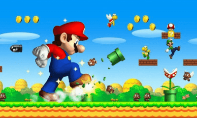 Nintendo Luncurkan Game Super Mario Bros November ini
