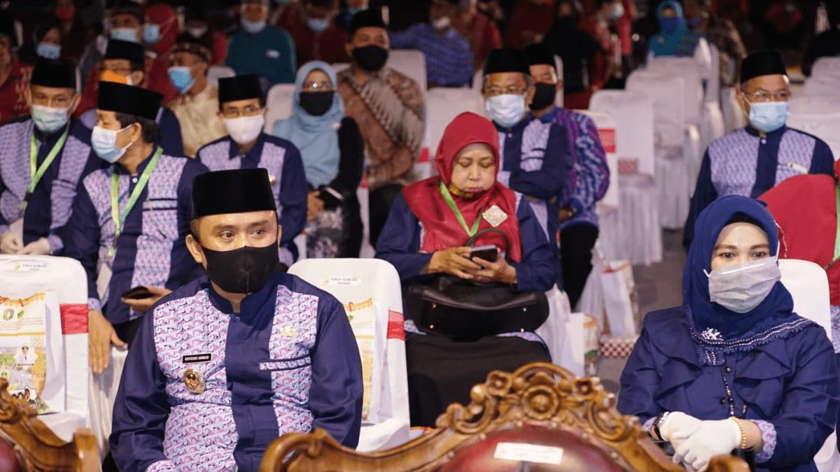 Wakil Bupati Kayong Utara Ingatkan Protokol Covid-19 Ke Kafilah KKU
