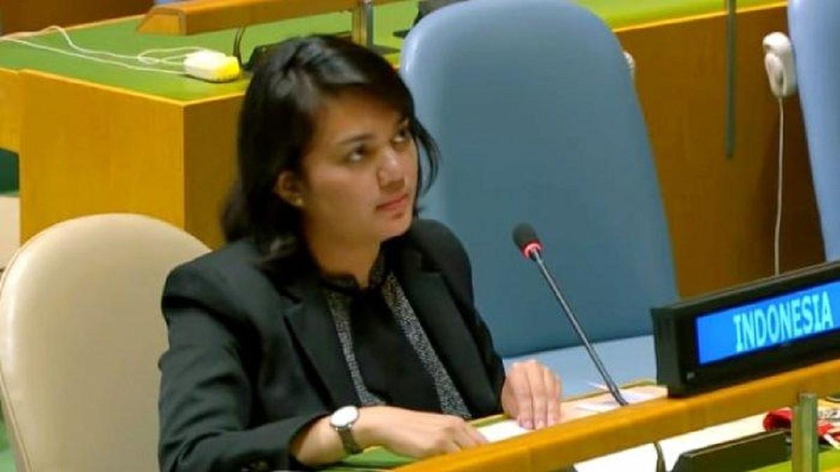 Ini Jawaban Silvany Austin Kepada Bob Loughman di Sidang Umum PBB