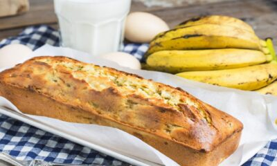 Resep Masakan Kue Banana Cake Panggang