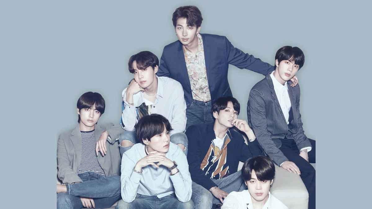 Konser Online K-pop BTS Disaksikan Lebih Dari 100 juta Fans