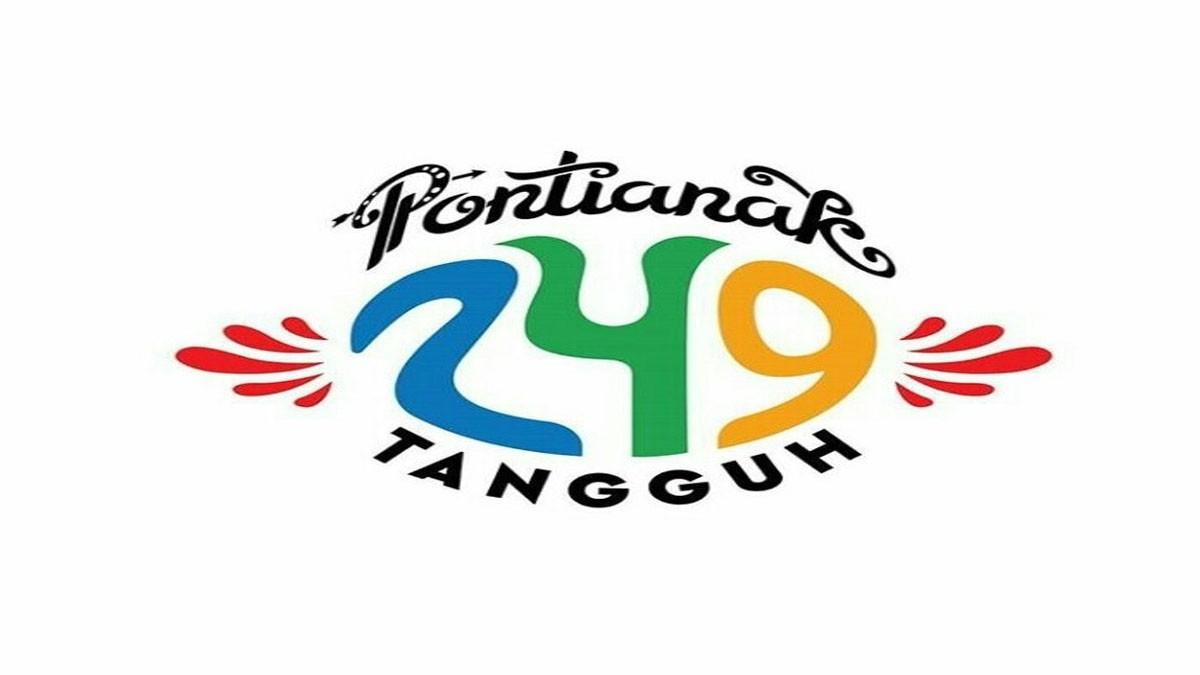 Logo Hari Jadi Kota Pontianak Ke 249 Usung Tema Pontianak Tangguh