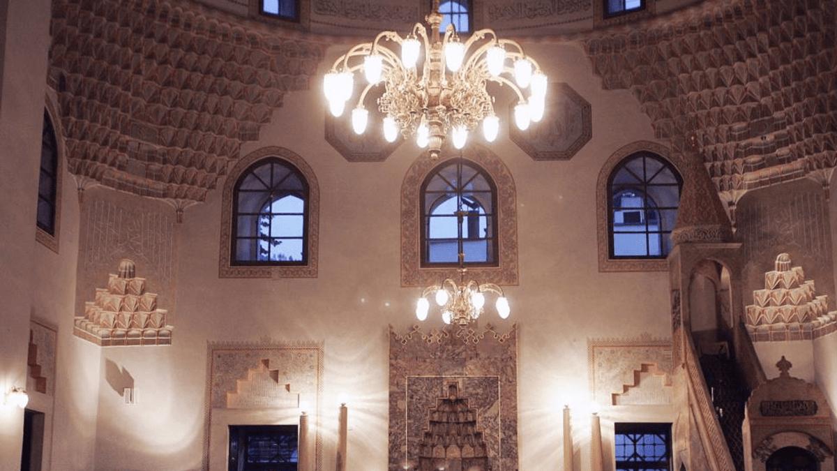 Masjid Putih Serefudin