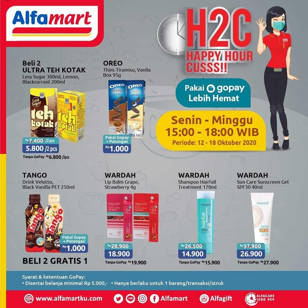 Promo Alfamart Super Monday Belanja Lebih Murah Diskon Melimpah