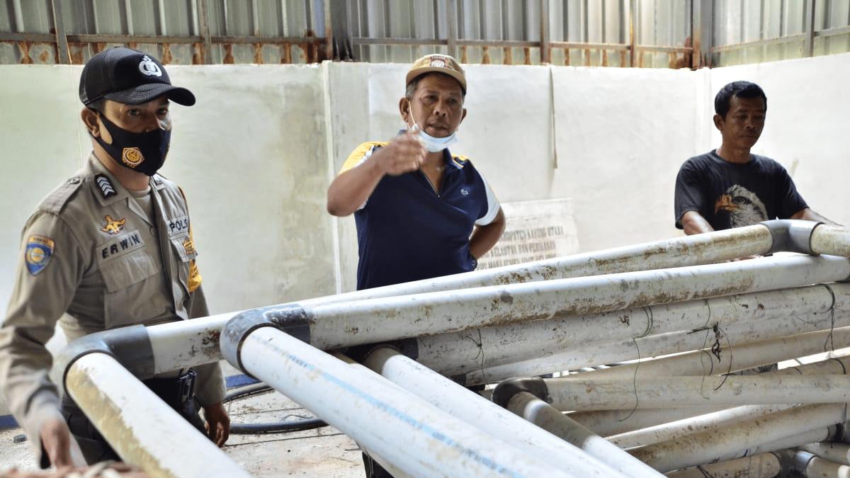 Pulau Pelapis Kayong Utara Berpotensi Produksi Garam