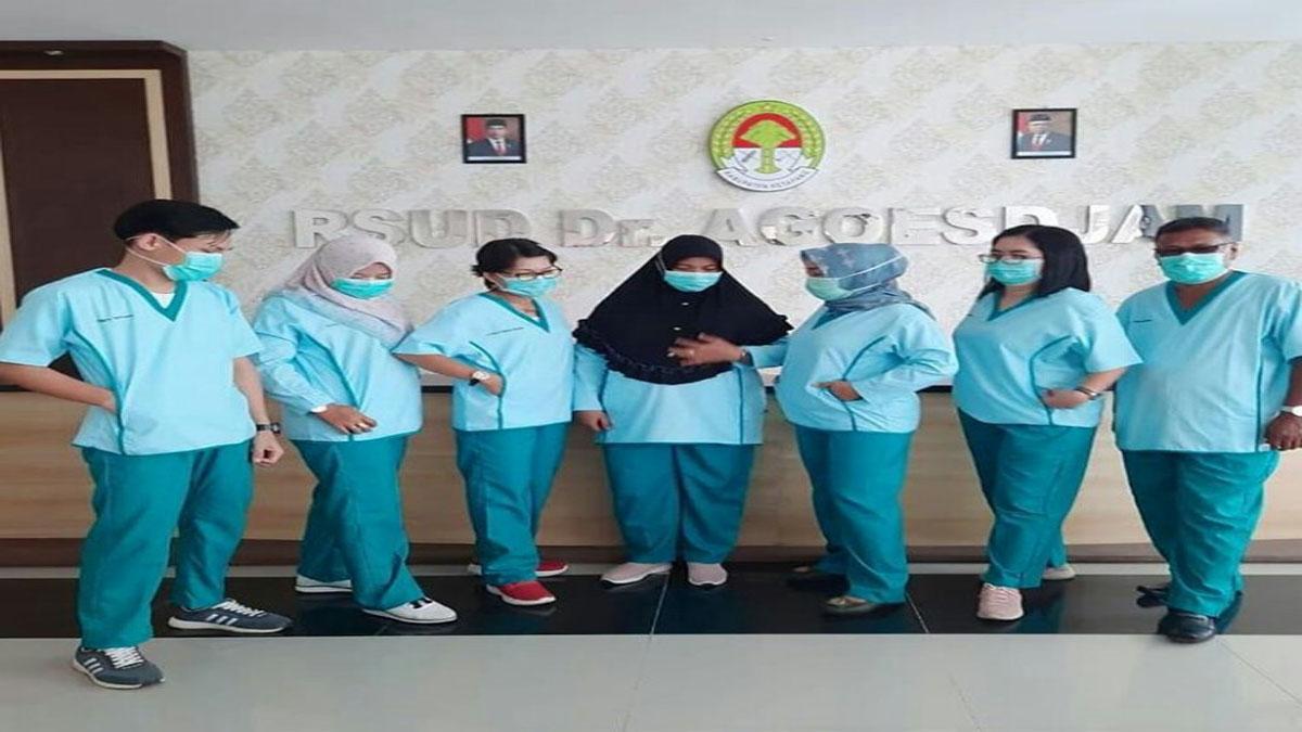 RSUD Ketapang Tutup Pelayanan, Dokter dan Nakes Positif Covid 19