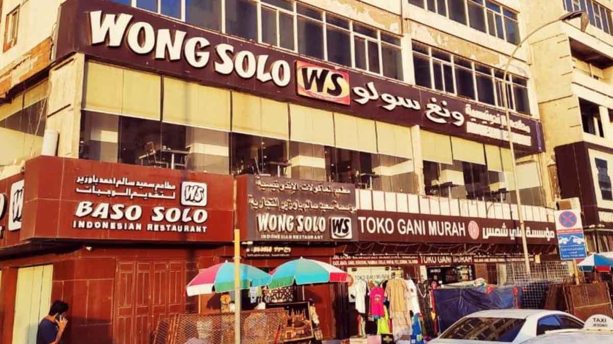 Restoran Indonesia di Saudi Bertahan Menunggu Jemaah