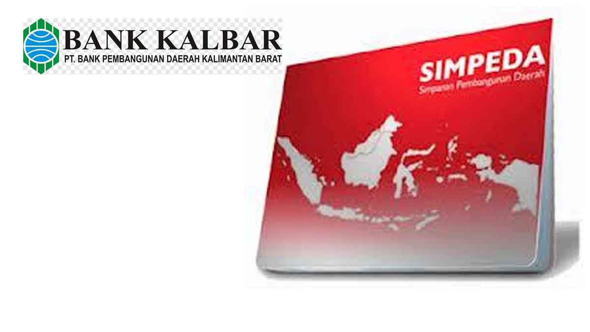 SIMPEDA Tabungan Simpanan Pembangunan Daerah dari Bank Kalbar