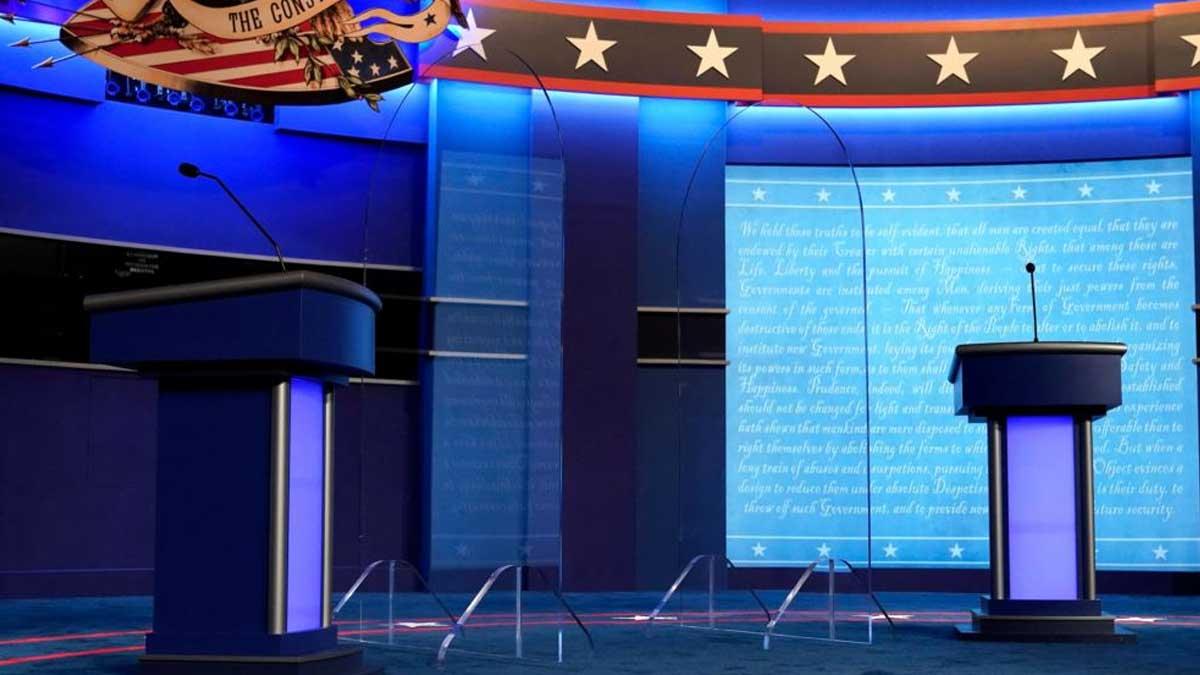 Saksikan Debat Terakhir Trump dan Biden, 22 Oktober 2020