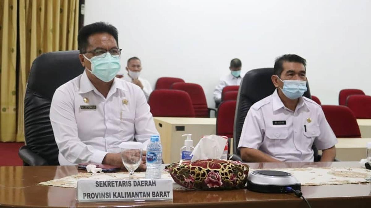 Sekretaris Daerah Kalbar Ingatkan Agar ASN Netral