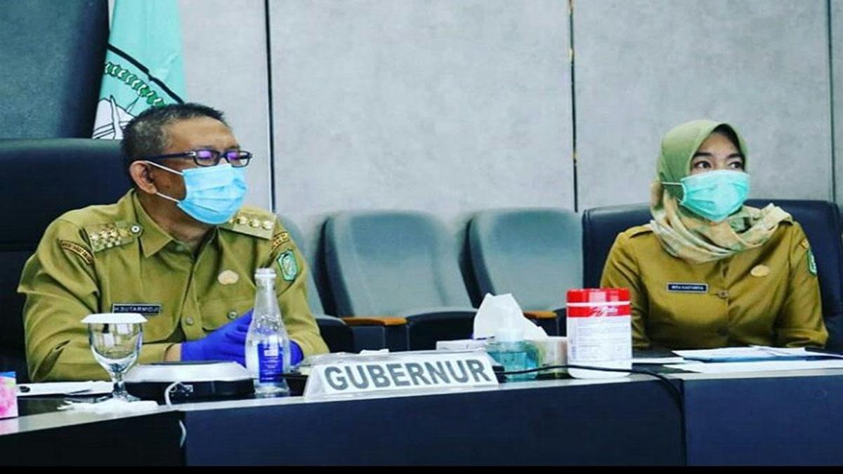 Vaksin Covid 19, Gubernur Kalbar Masih Menunggu Arahan Pemerintah