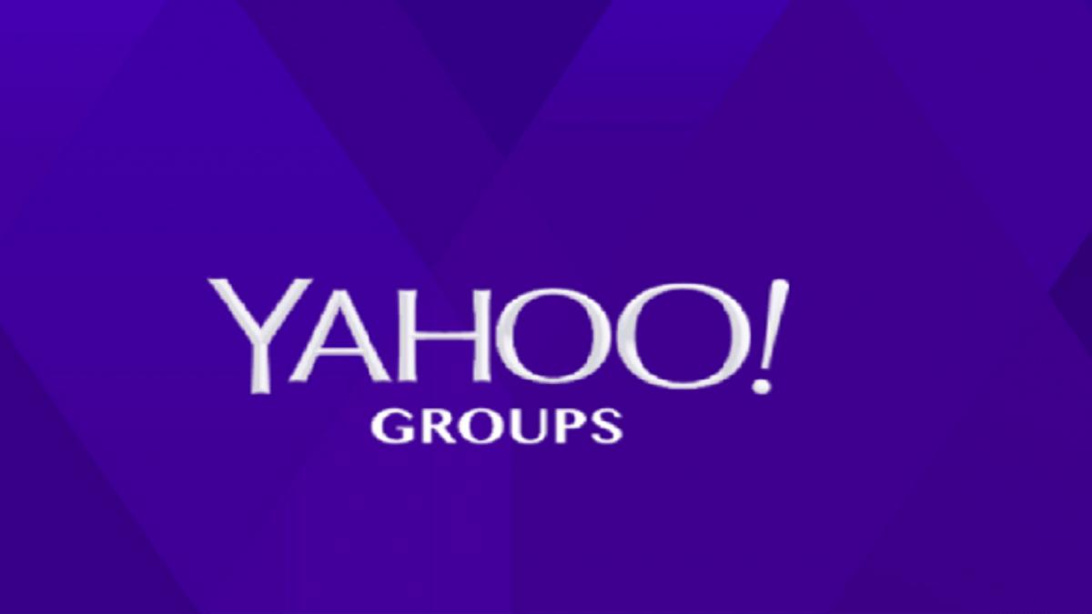 19 Tahun Beroperasi Yahoo Groups Dipastikan Akan Tutup Desember