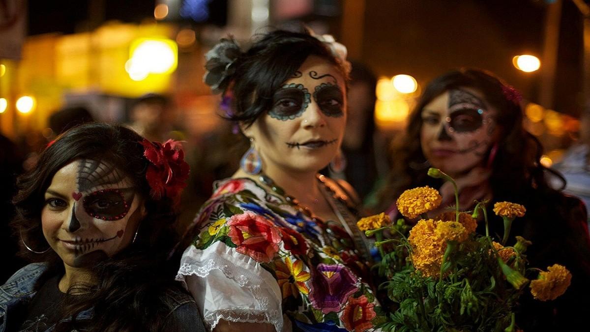 Uniknya Perayaan Día de los Muertos Tradisi Tahunan di Meksiko