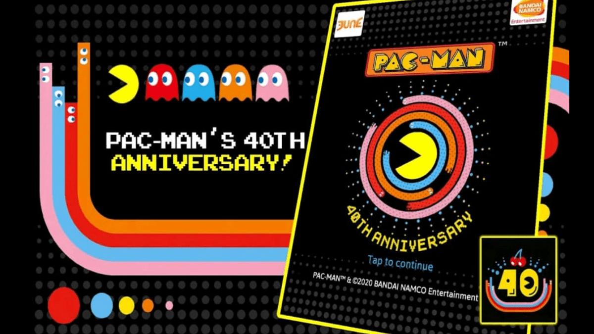 Game Pacman Kini Hadir di Android dan iOS