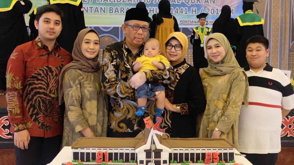 Gubernur Sutarmidji, Selamat Ulang Tahun ke-58!