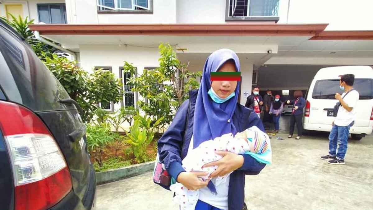 KJRI Kuching Bantu Kepulangan WNI dari Malaysia Via Entikong