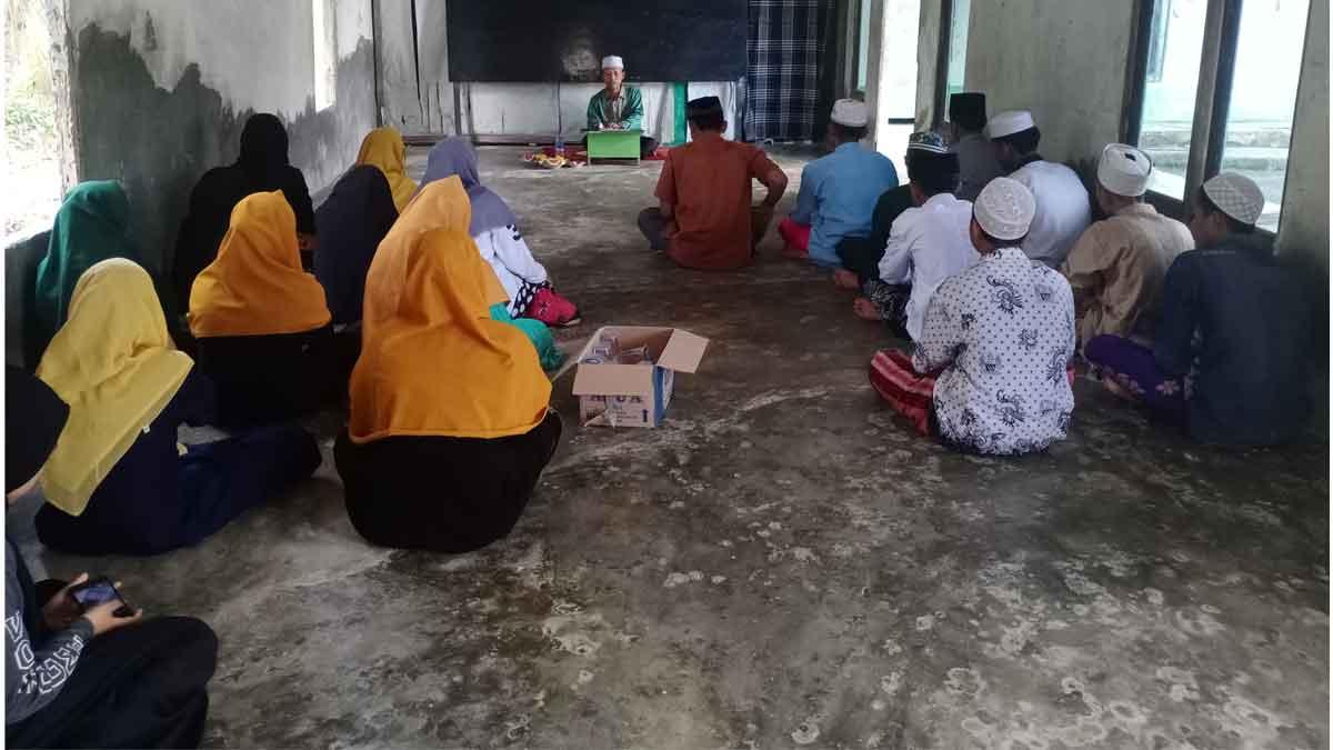 PAC IPNU IPPNU Kecamatan Segedong Gelar Pengajian Tentang Aswaja