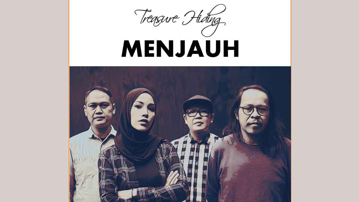 """Treasure Hiding Band Pop asal Jakarta Rilis """"Menjauh"""""""
