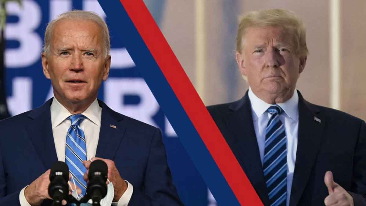 Twitter dan Facebook Serahkan Akun @POTUS ke Biden pada 20 Januari