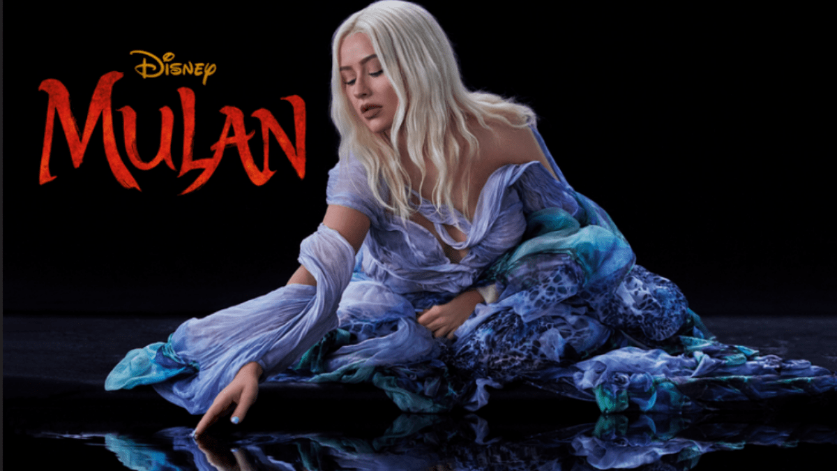 "Christina Aguilera - Reflection (2020) (From ""Mulan"")"