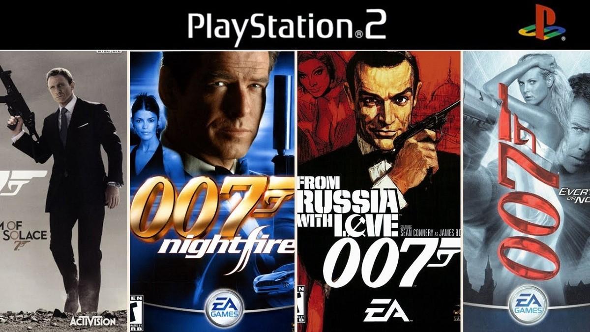 Jangan Ketinggalan Sebentar Lagi Muncul Game 007 James Bond Terbaru