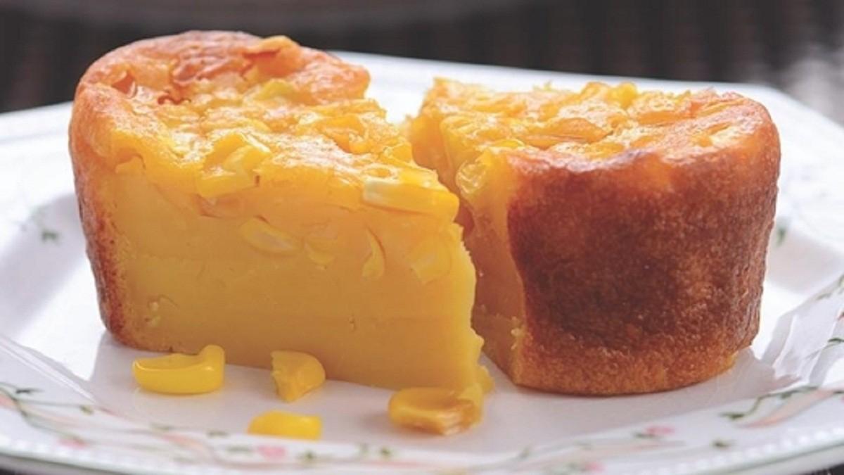 Resep Masakan Kue Bingka Jagung Manis