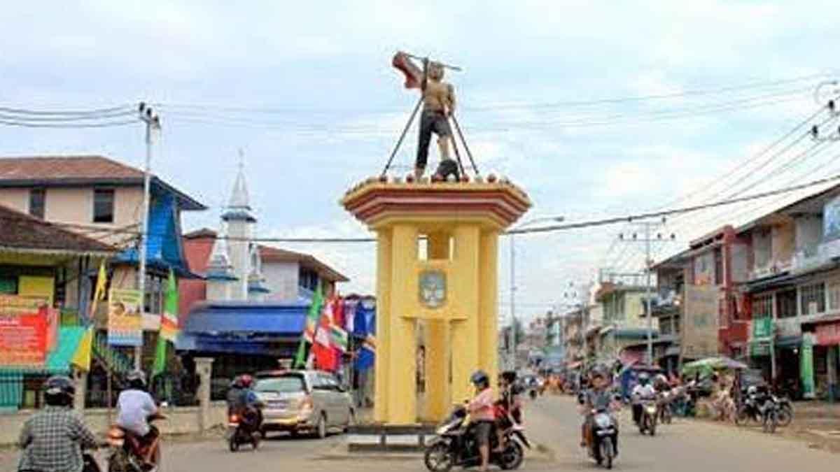 Hari Jadi Ke 17 Kabupaten Melawi, Berikut Profilnya