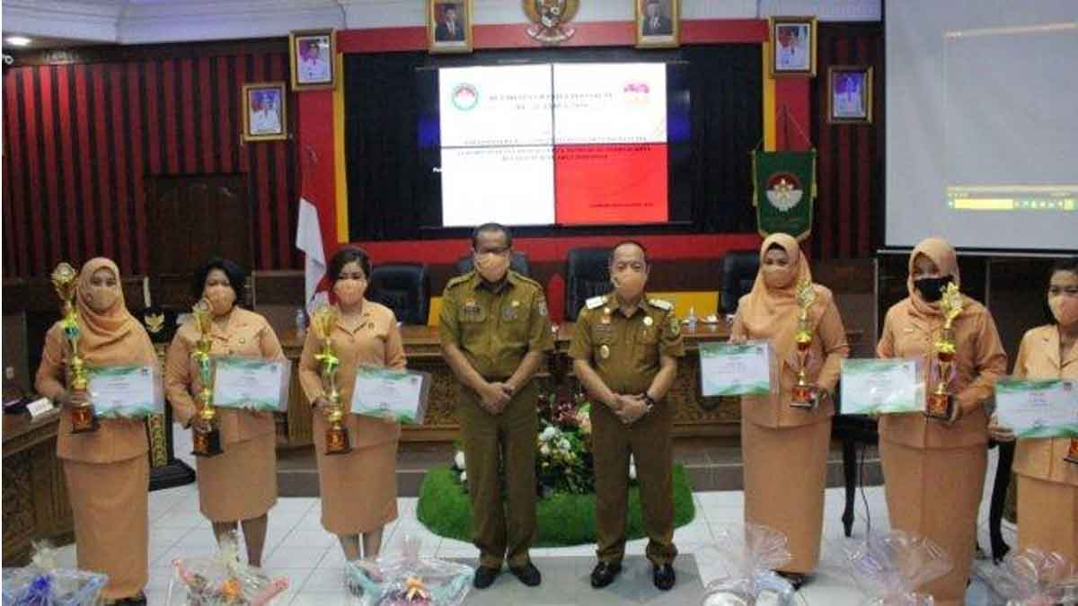 Kreatif, DWP Sanggau Adakan Lomba Pendampingan Belajar Online SD