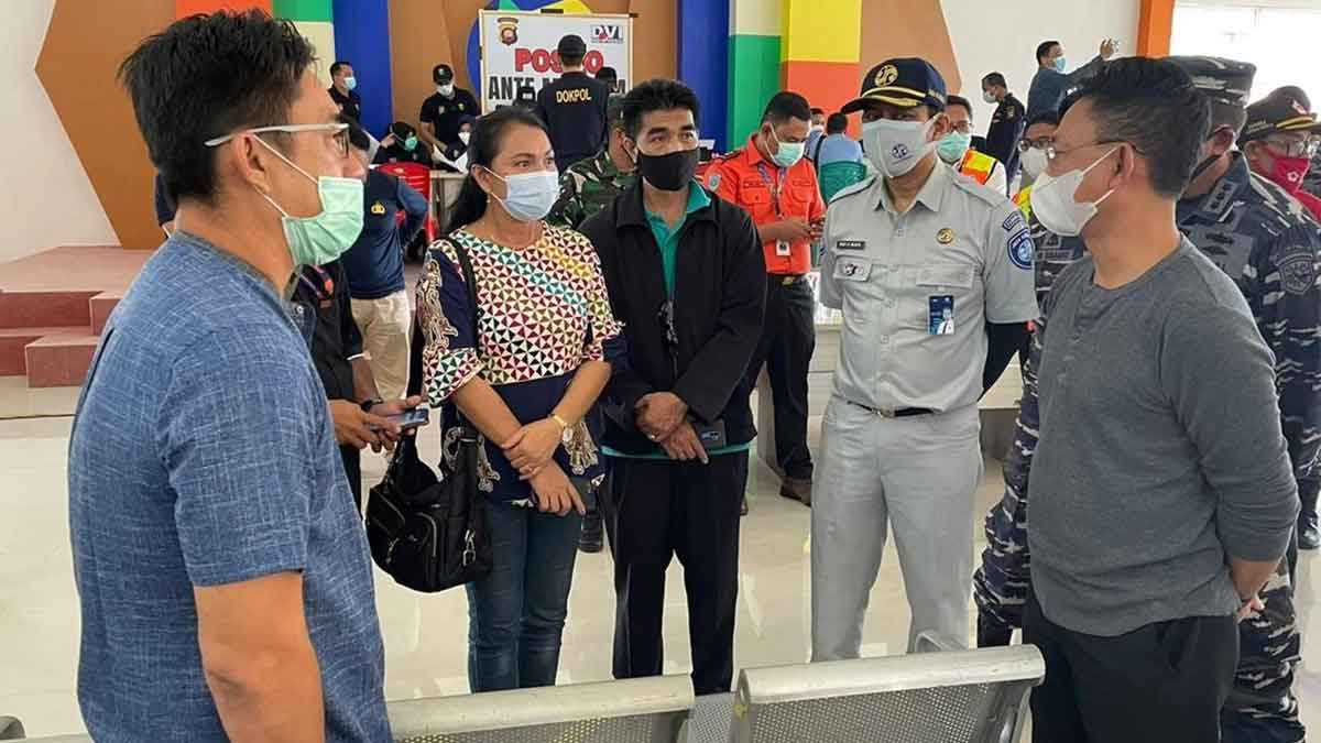 14 Warga Pontianak Korban Sriwijaya Air SJ 182