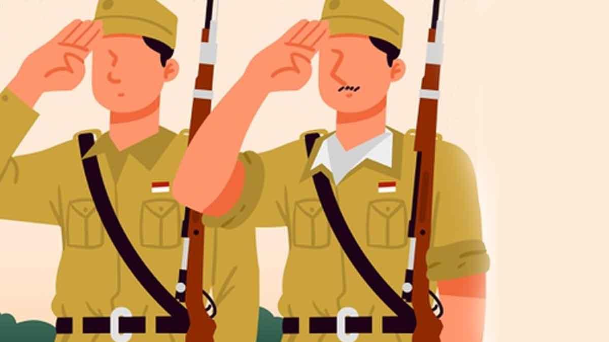 7 Pahlawan Kemerdekaan dari Pulau Borneo