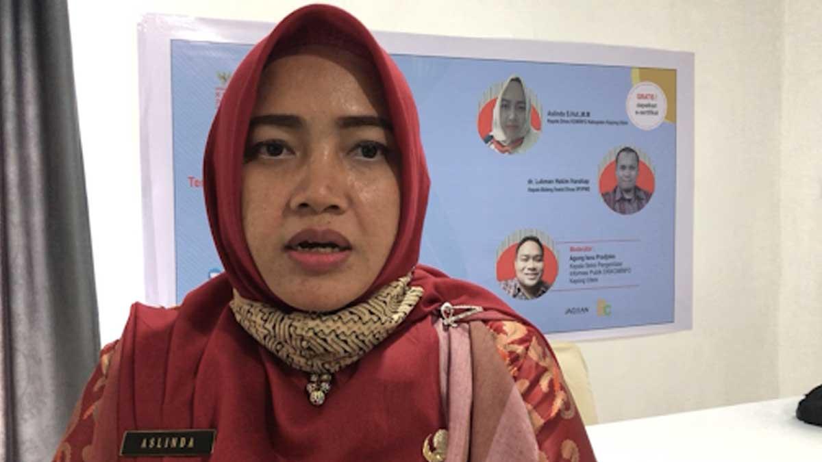 Dinas Kominfo Kayong Utara Siapkan 7 Unit Komputer Untuk Pelajar