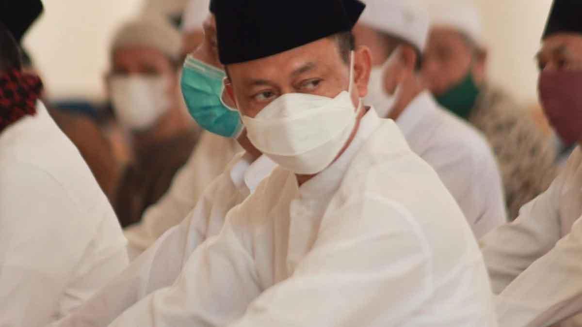 Edi Kamtono Doakan Syekh Ali Jaber dan Korban Sriwijaya Air
