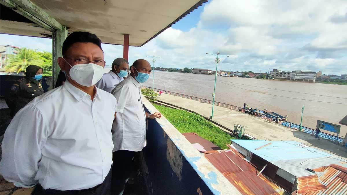 Gedung Kapuas Indah Akan Jadi Lokasi Mal Pelayanan Publik
