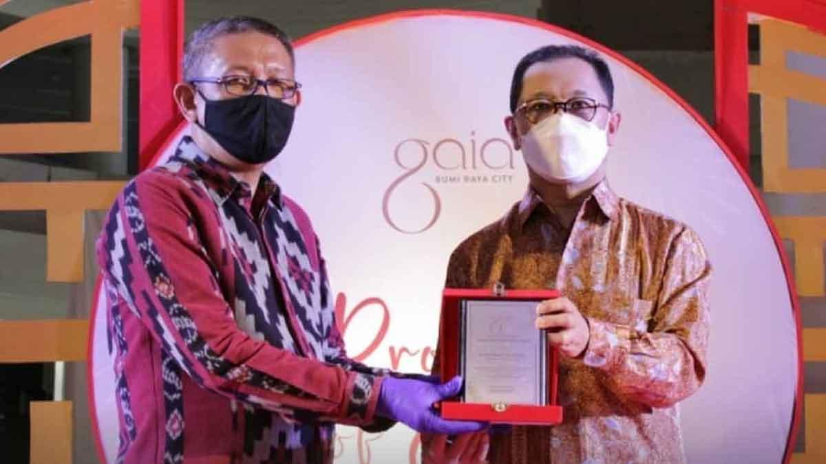 Gubernur Kalbar Resmikan Gaia Bumi Raya City